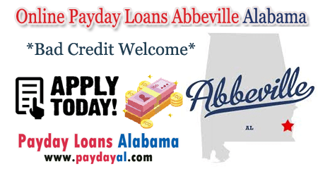 Abbeville Payday loans (AL) Online Payday Loans Alabama