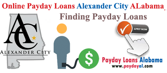 Payday Loans in Alexander City AL | Online Payday Loans Alabama