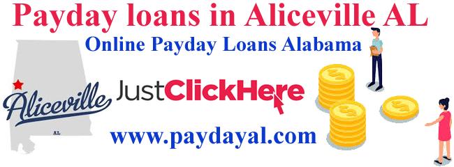 Payday loans in Aliceville AL
