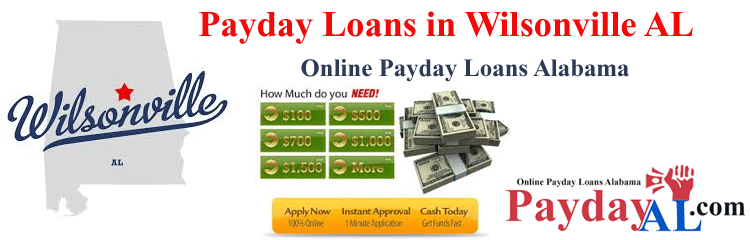 Payday Loans Wilsonville Alabama