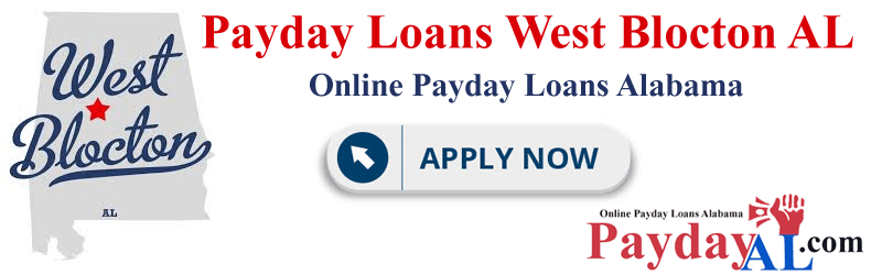 Payday Loans West Blocton AL