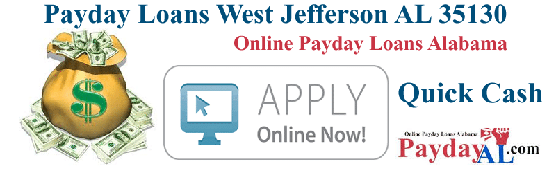 Payday Loans West Jefferson Alabama