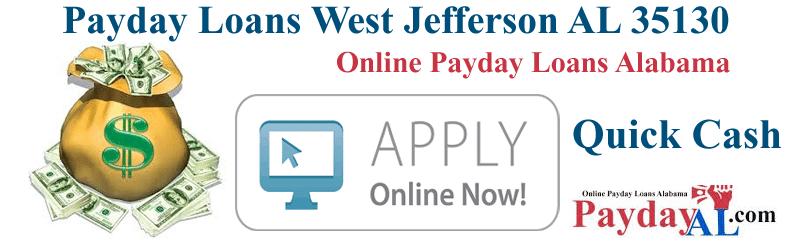 Payday Loans West Jefferson Alabama
