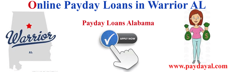 Online Payday Loans in Warrior Alabama