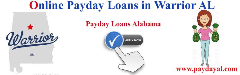 Online Payday Loans in Warrior Alabama