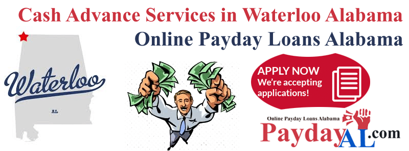 Payday Loans in Waterloo Alabama Online