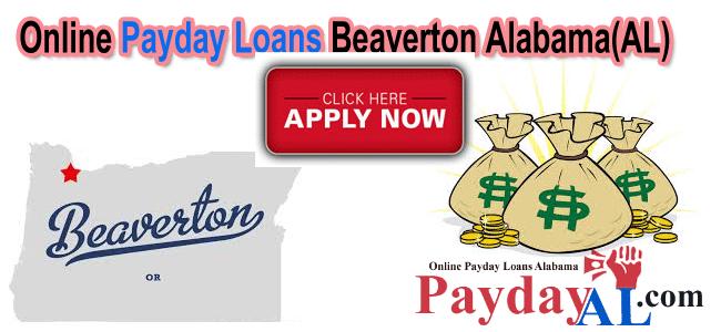 Online Payday Loans Beaverton Alabama(AL)