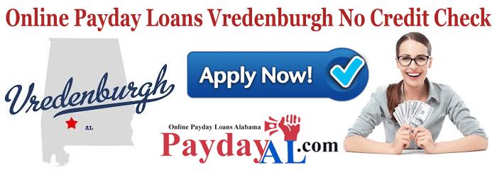 Vredenburgh Loans Alabama Online